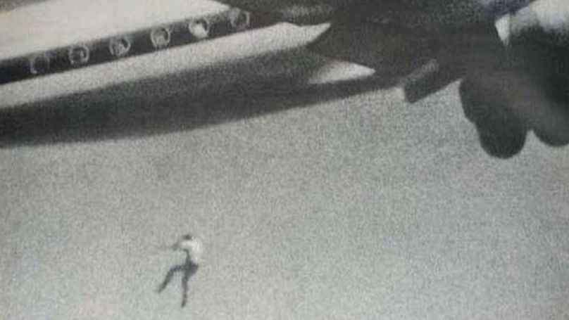 The Incredible Story Behind The Boy Who Fell From A Jumbo Jet