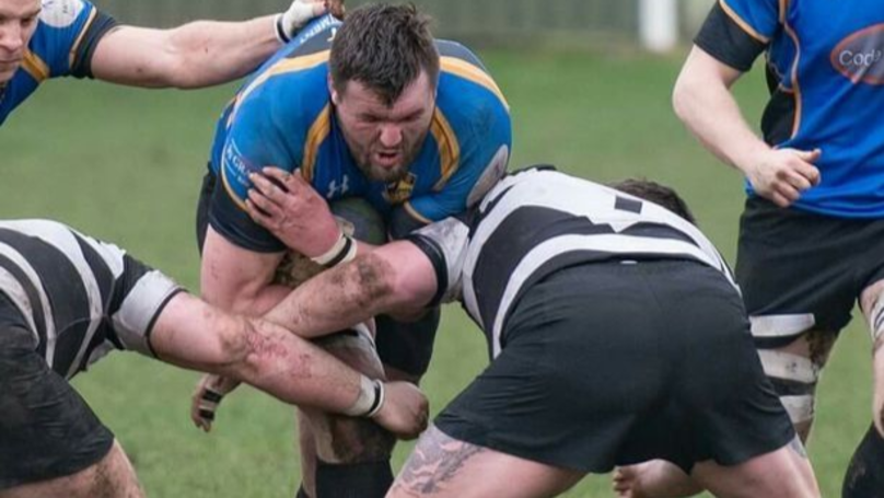 Welsh Rugby Player's Knee 'Ripped Open' After Horrific Injury
