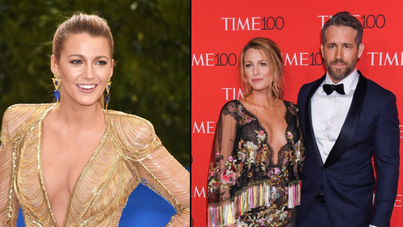 Blake Lively Ruins Our Understanding Of Ryan Reynolds' Parenting
