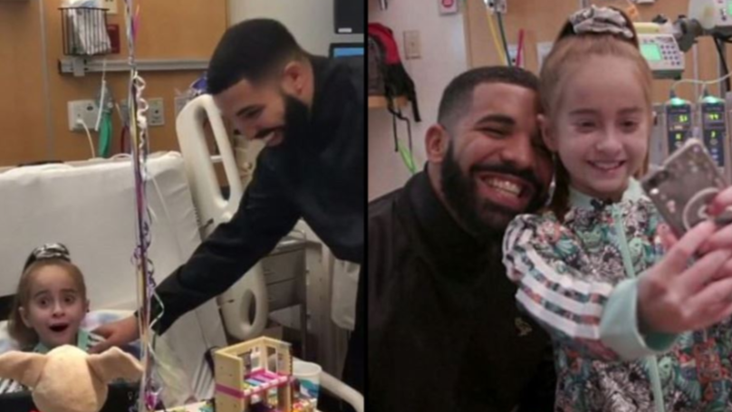 Little Girl Who Drake Met At Hospital Has Successful Heart Transplant