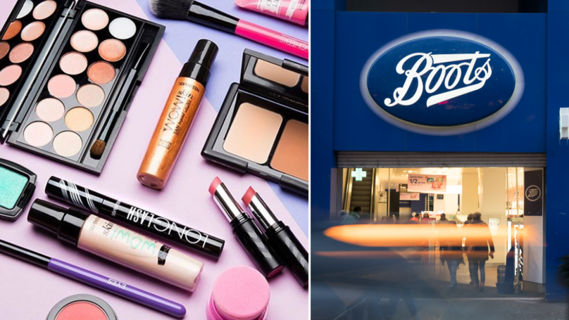 Boots Is To Discontinue Seventeen Makeup Range