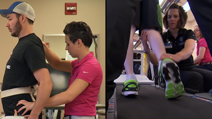 Paralysed People Learn To Walk Again Thanks To World First Implant