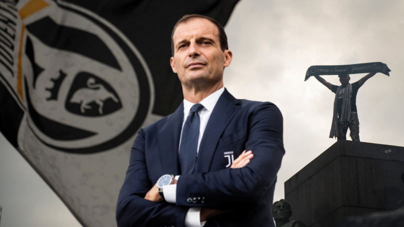 Massimiliano Allegri Threatened To Quit As Juventus Boss Ahead Of Napoli Match