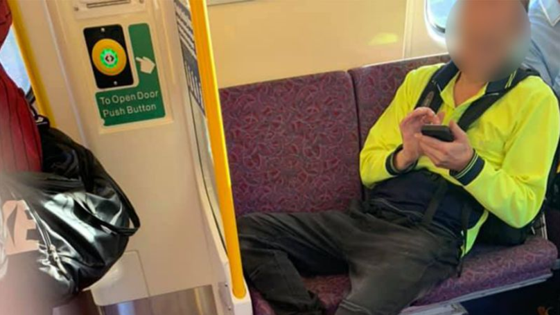 Heavily Pregnant Mum Savages Man Who Took Up Priority Seats On Train