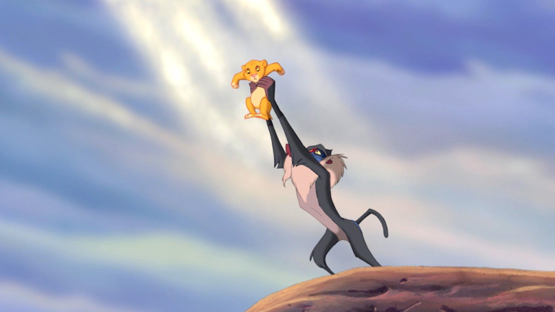 'The Lion King' Voted The Best Animated Film Of All Time