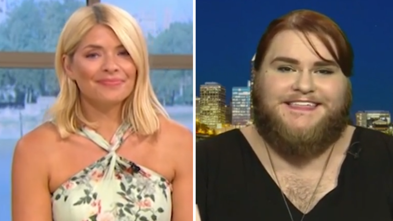 This Morning Fans Praise Woman Who Refuses To Shave Her Facial Hair