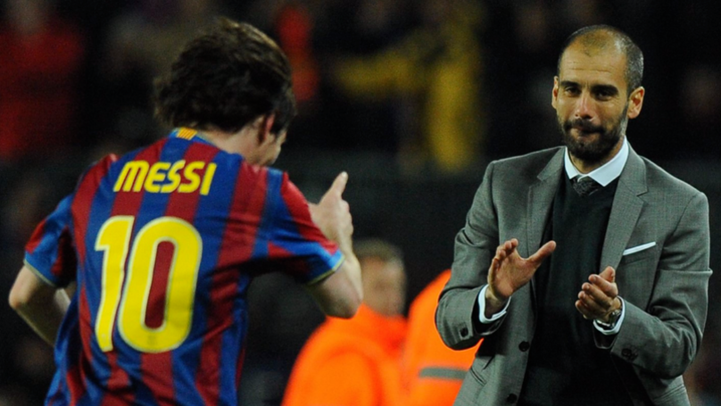 Guardiola Names The One Man Who Could Reach Lionel Messi's Level
