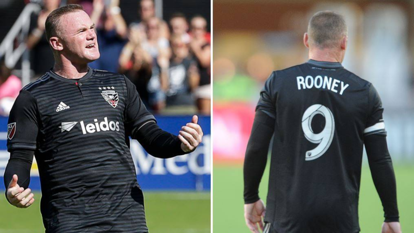 Wayne Rooney's D.C United Are Through To The MLS Play-Offs