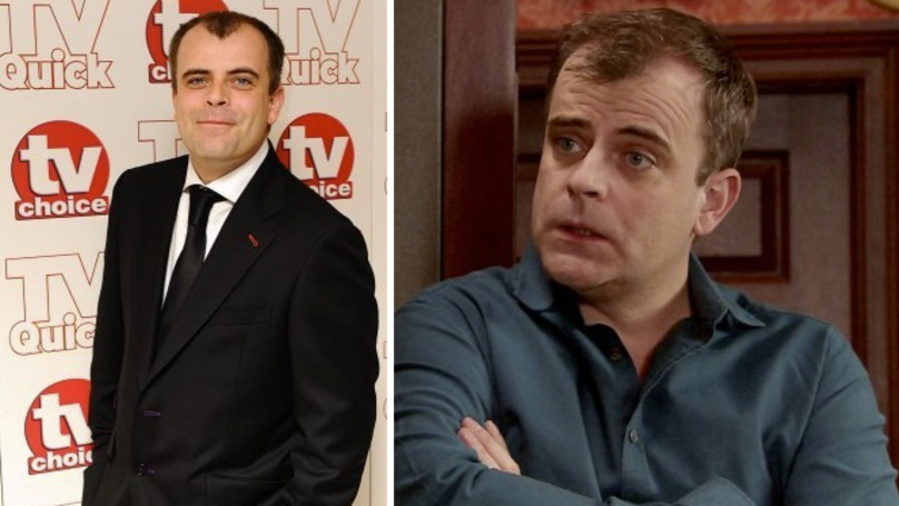 ​Coronation Street's Simon Gregson Is Going To Train To Become A Ghost Hunter