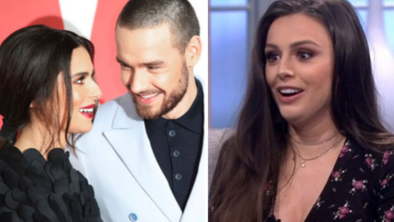 WATCH: Cher Lloyd Discusses Her 'Shock' At Liam Payne And Cheryl's Romance