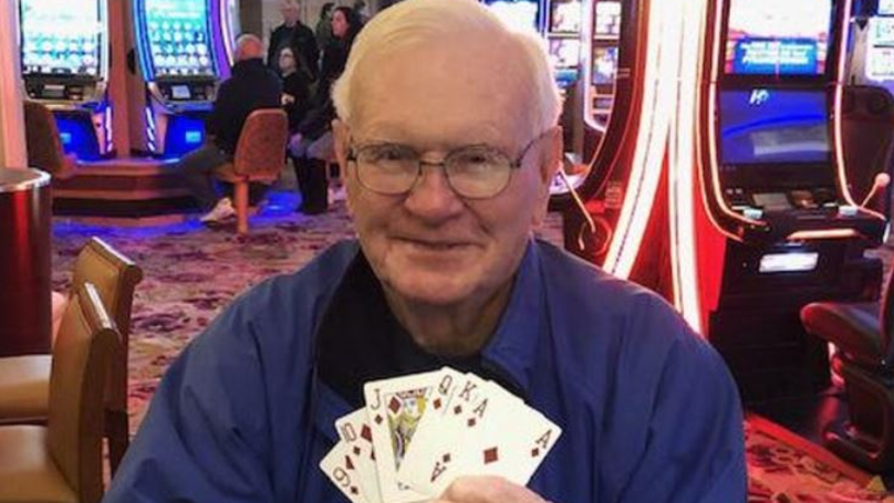Pensioner Wins $1 Million One Day After His Wife Beats Cancer
