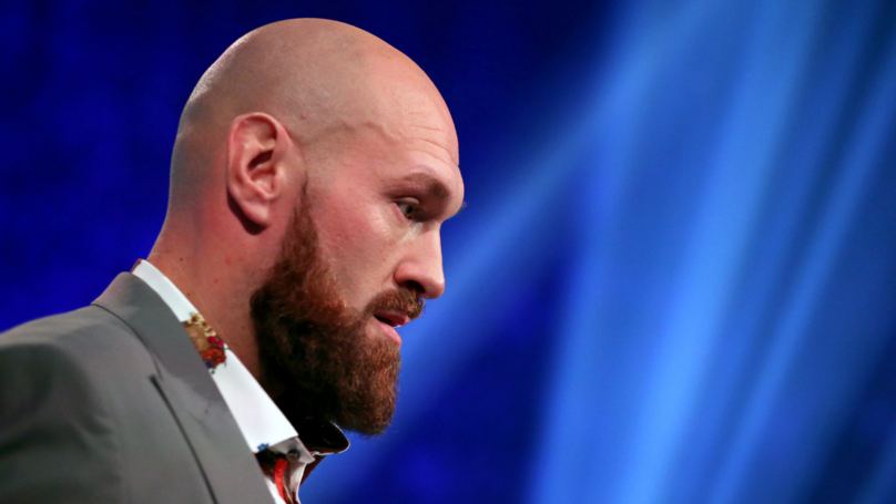 Tyson Fury On His Suicide Attempt, Addiction, And Depression Struggles