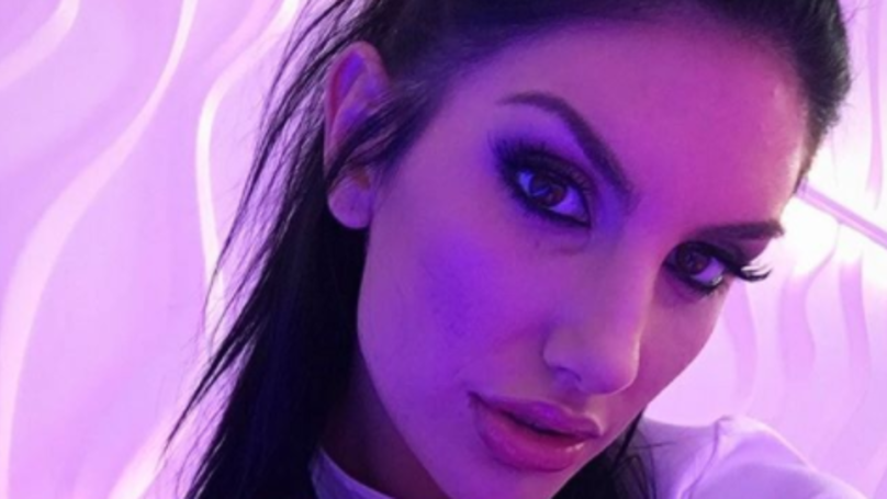 August Ames Once Revealed She Was Sexually Abused While Growing Up