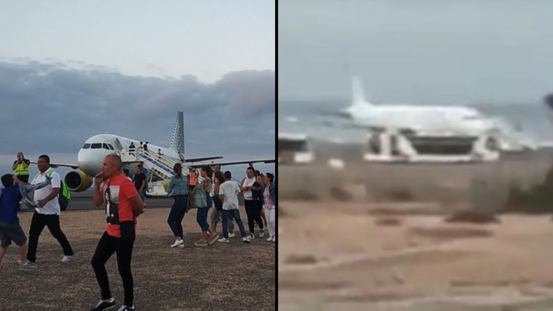Plane Evacuated After 11-Year-Old Boy Leaves Note Claiming A Bomb Was On Board