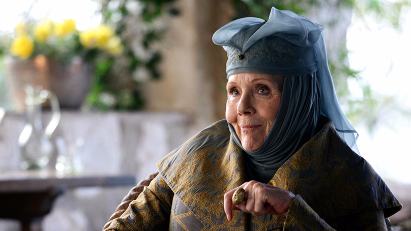 Pensioner Goes Viral After Wearing Savage 'Game Of Thrones' Costume