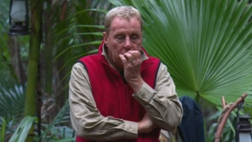 Harry Redknapp Takes On Role Of 'S**t Shoveler' On 'I'm A Celeb'