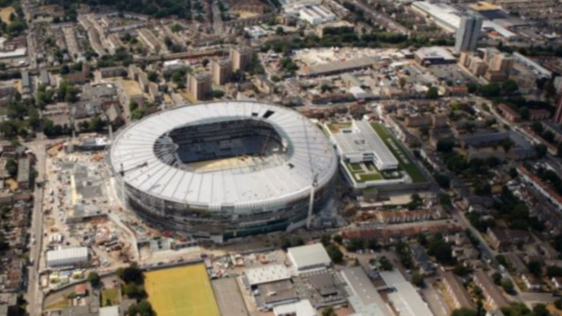 Tottenham Hotspurs' New Stadium Looks Like A Toilet Seat And The Reaction Has Been Wild