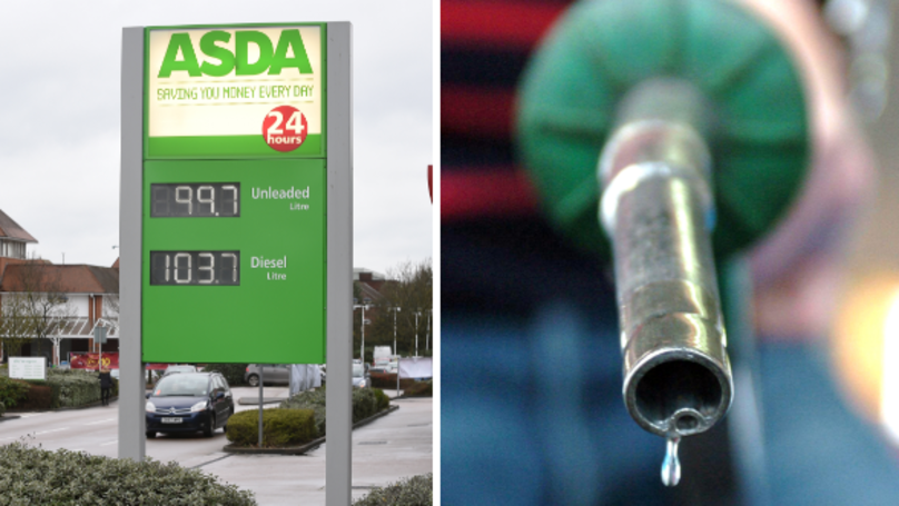 Driver Left Fuming With Asda's New £99 Petrol Pump 'Deposit'