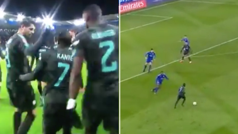 What Leicester Fans Did To N'Golo Kante Has Really P*ssed People Off