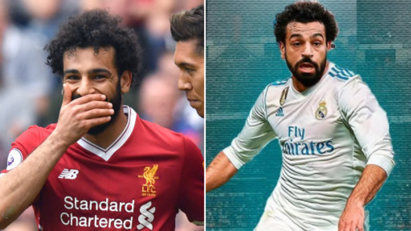 A Mohamed Salah Transfer To Real Madrid Would Need To Smash The World Record