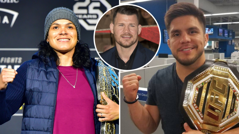Michael Bisping Wants To See Nunes Vs Cejudo, Would 'Put His Money On Nunes'