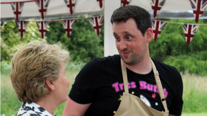 Dan From Great British Bake Off Became A National Style Icon Last Night