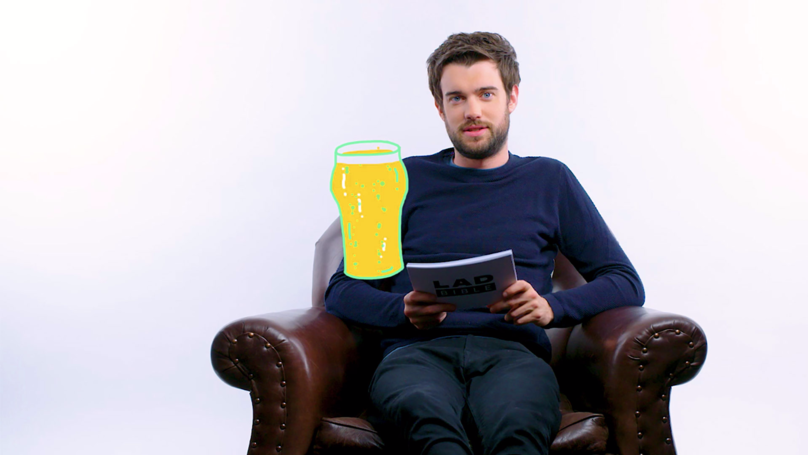 Comedian Jack Whitehall Shares His Life Advice On Pints, A-List Sex Tapes And Home Wrecking