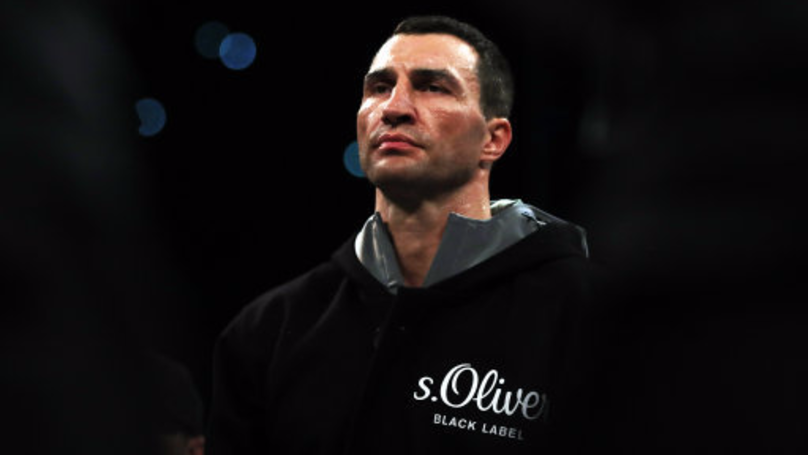 Wladimir Klitschko Wants Rematch And The Legend Deserves It