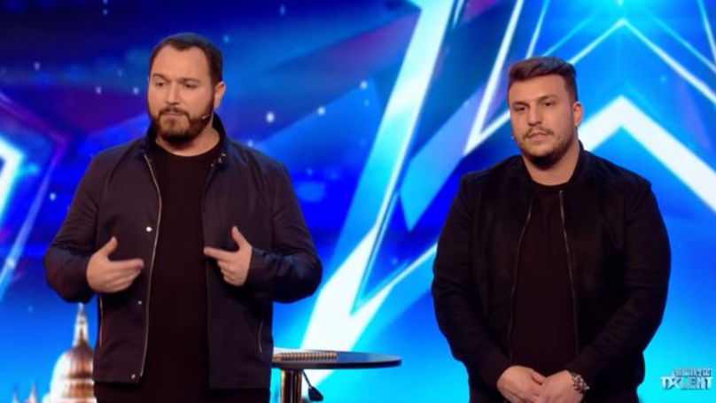 Someone Reckons They've Figured Out When DNA Changed Their Shirts On BGT