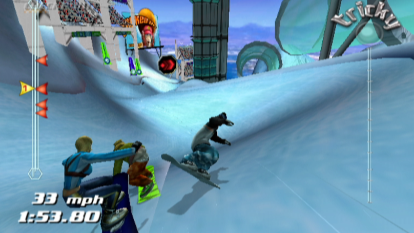 The People Have Spoken And They Want SSX Tricky To Be Re-Released