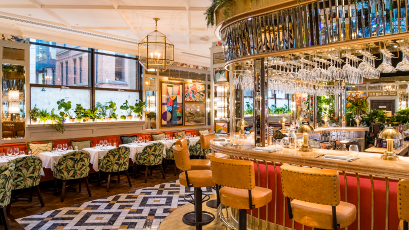 Inside The Ivy Manchester - The UK's Biggest Restaurant Opening Of 2018
