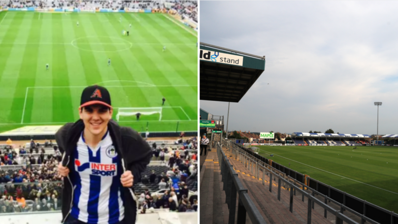 USA Based Wigan Fan Travels 5000 Miles Only For Bristol Game To Be Postponed