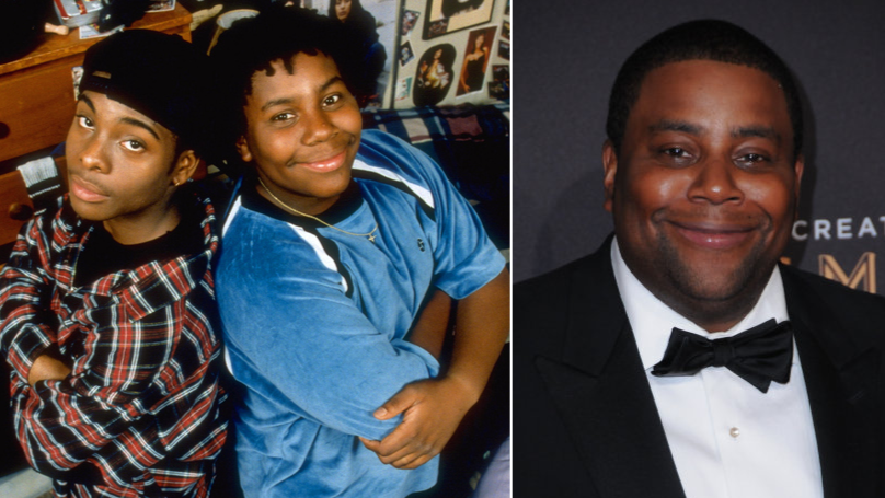 Kenan from Kenan & Kel Is Now 40 And We Feel SO Old