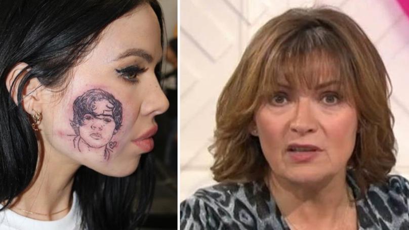 Lorraine Kelly Weighs In On Kelsy Karter's Harry Styles Tattoo