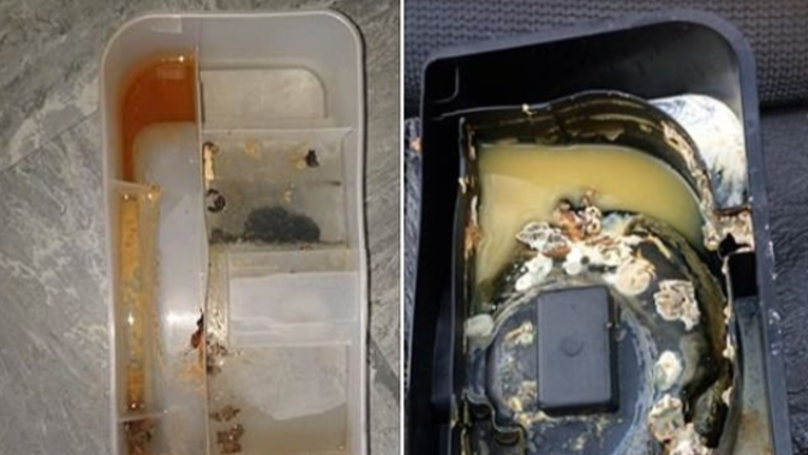 Woman's Mouldy Discovery Alerts People To The Existence Of Fridge Drip Trays
