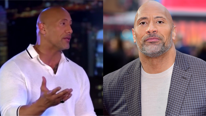 ​Dwayne Johnson Opens Up About The 'Vulnerability' Of Depression