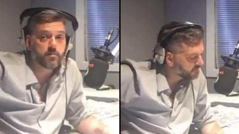 Iain Lee Saves Suicidal Man's Life Live On His Radio Show
