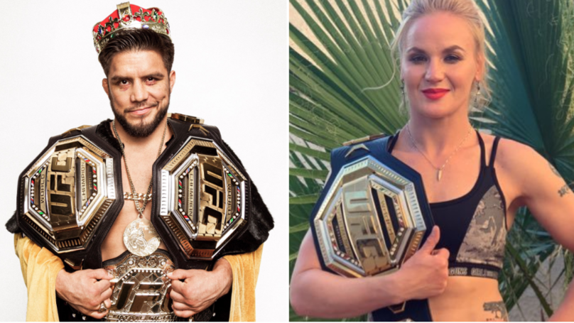 Valentina Shevchenko Fires Back At Henry Cejudo, He Responds Immediately