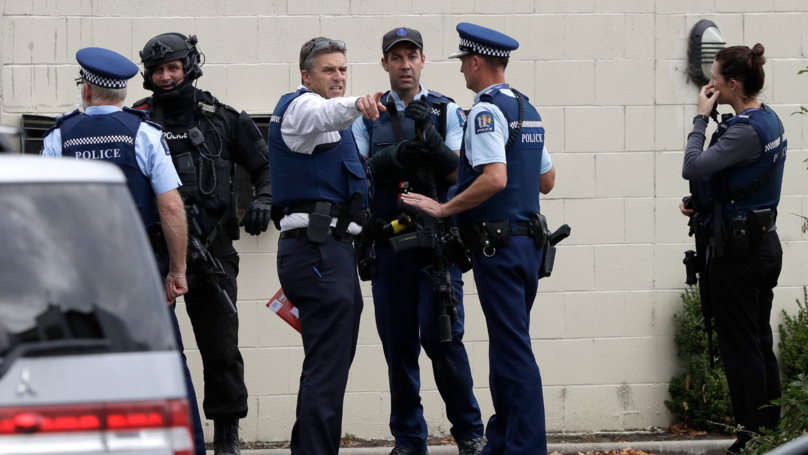 Four People Have Been Arrested Following Twin Mosque Attacks In New Zealand