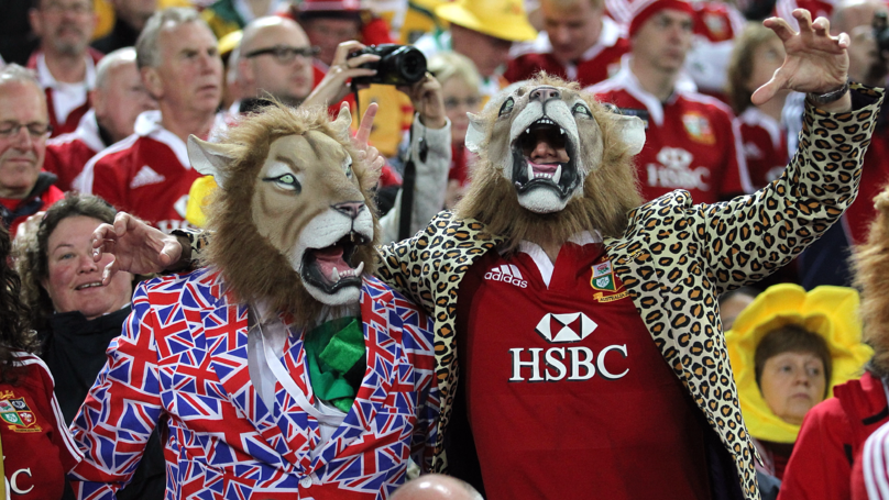 New Zealanders Are Opening Their Doors To British And Irish Lions Supporters