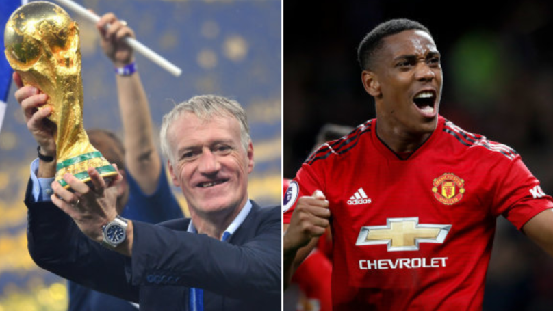 The Latest France Squad Is Lethal, Includes Manchester United's Anthony Martial