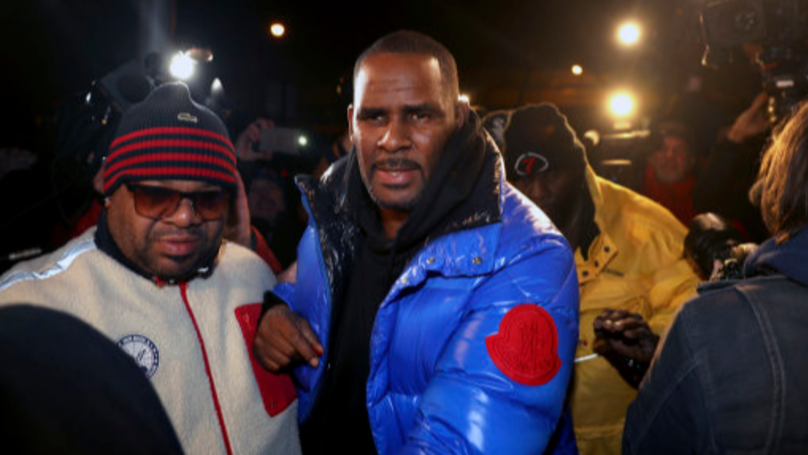 R. Kelly Turns Himself In To Chicago Police After Being Charged With Sexual Abuse