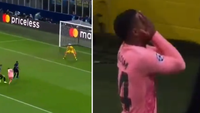Malcom's First Goal For Barcelona Meant A Lot To Him