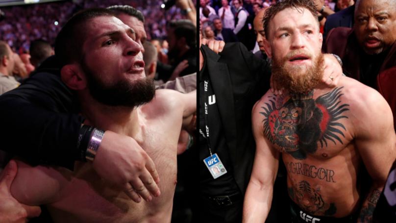 Conor McGregor And Khabib Nurmagomedov Suspended After UFC 229 Brawl