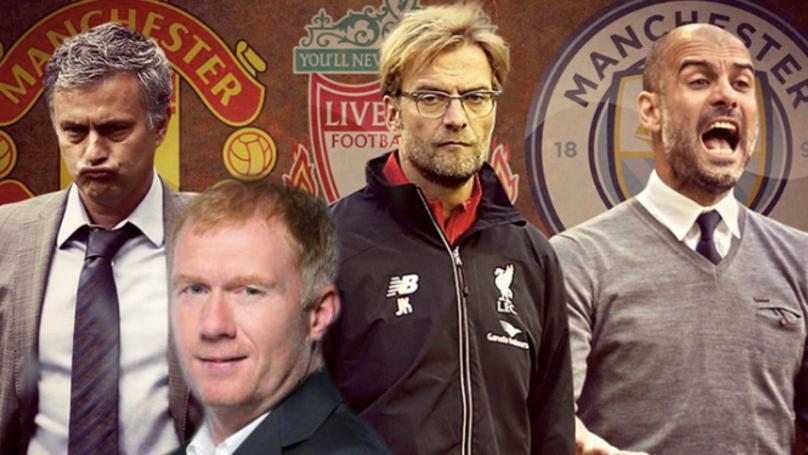 Paul Scholes Makes His Premier League Top Four Prediction