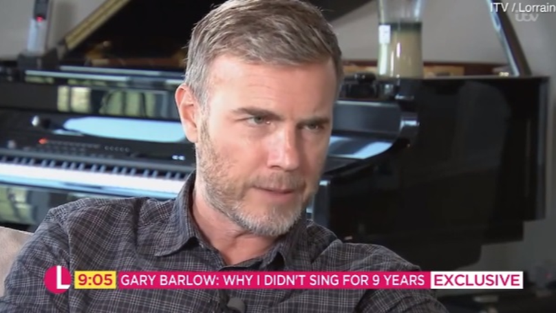 Gary Barlow Opens Up About 'Haunting' Eating Disorder In Moving Lorraine Interview