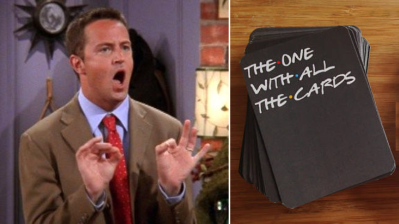 You Can Now Get Friends-Themed Cards Against Humanity And We Couldn't BE Anymore Excited
