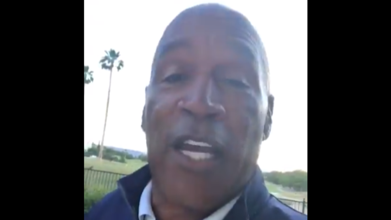 OJ Simpson Has Joined Twitter, Saying He Has 'A Little Getting Even To Do'
