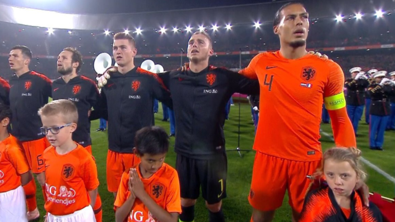 Liverpool's Virgil van Dijk Gives His Jacket To Young Mascot In Classy Gesture