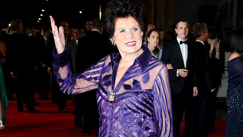 First 'Bond Girl' Eunice Grayson Dies Aged 90